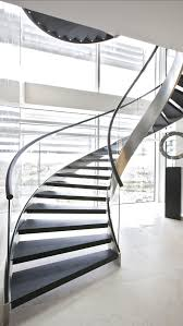 پله گرد فلزی