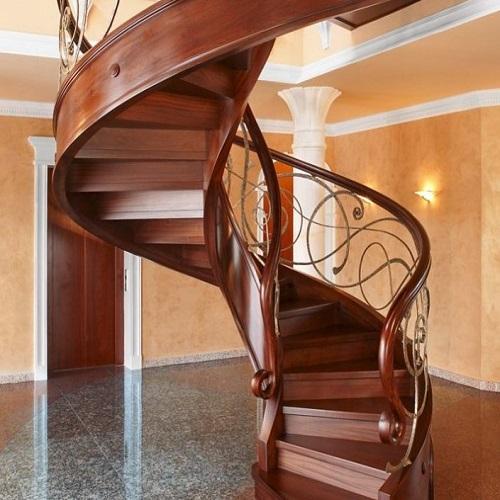 پله گرد کلاسیک